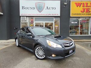 2011 Subaru Legacy 2.5 GT, NAVI,B-UP CAMERA,AWD,ACCIDENT FREE