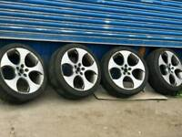 Alloy wheels wv GT R18