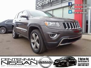 2015 Jeep Grand Cherokee Limited | 4x4 |