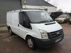 FORD TRANSIT 280 swb 2007 57 Plate White 2.2 diesel 100k, mot'd Aug 2018, very clean and tidy van !!