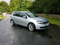 2012 Volkswagon Golf 1.6 tdi