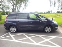 Beautiful c4 grand picasso 7 seater 2,0 disel EXCLUSIVE