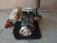Briggs - Stratton Alloy Engine + parts
