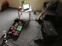 Experienced Session Guitarist/Composer Available To Work *recording - touring - teaching - composing