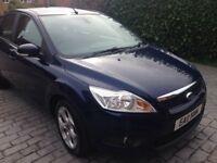 Ford Focus Sport TDCi Bluetooth, Sat Nav, Air Con £30 Road Tax