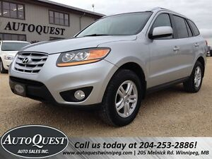 2010 Hyundai Santa Fe GL - AWD! NEW TIRES! ACCIDENT & CLAIM FREE