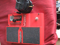 Digitech Whammy IV guitar effects pedal (power lead included)