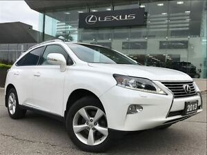 2013 Lexus RX 350 Premium Pkg 2 AWD Back Up Cam Leather Sunroof