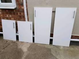 4 x wardrobe doors