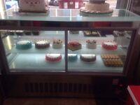 Cake Counter 1,80 m (LED)