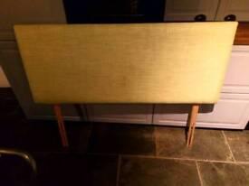 Lovly double bed head board bedroom headboard