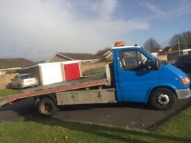 Fors Transit 190 LWB Recovery Truck 2.5 Diesel
