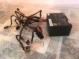 ★ SilverStone SST-ST30SF SFX Series, 300W 80 Plus Bronze PC PSU / Power Supply fantastic condition