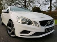 2012 Model Volvo S60 R Design 1.6 D2, £30 Road Tax! FSH! GREAT EXAMPLE! FINANCE!