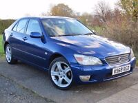 !!FULL SERVICE HISTORY!! 2000 LEXUS IS200 2.0SE AUTOMATIC / LONG MOT 5/6/2017 / READY TO GO