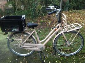 Gazelle NL Dutch cargo bike
