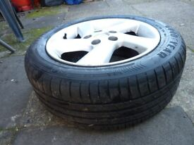 Mazda 6 Wheel and Tyre
