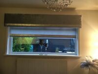 Made to measure affordable pelmets, curtains, roller blinds, Roman blinds, cushions.