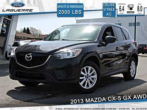 2013 Mazda CX-5 GX**AWD*AUTOMATIQUE* CRUISE*A/C**
