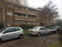 Two bedroom flat available now