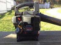 Kawasaki KRH300A handheld leaf blower, 2 Stroke, free stihl oil