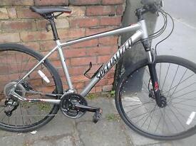 Specialized bike for sale hybrid sport