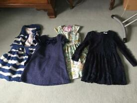 Girls dresses age 6-8yrs
