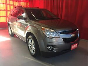 2012 Chevrolet Equinox 2LT FWD LEATHER NAVIGATION