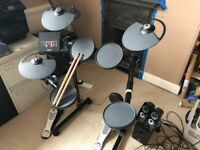 Yamaha DTX430K Electronic Drum Kit + Accessories