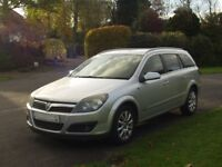 2006 Vauxhall Astra DESIGN Estate twinport 1600 . one owner