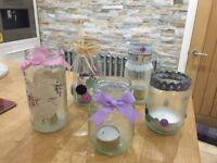 Wedding Glass Jars