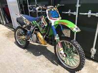 Kx 250 mint 2 stroke