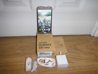 Samsung Galaxy S5 Neo Gold 16gb Vodafone Boxed With All Accessories Ideal Xmas Gift