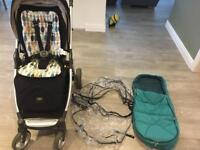 Mamas and papas armadillo flip xt pram/stroller
