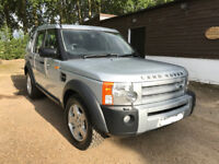 2006 56 Land Rover Discovery 3 117K FSH 12 months service and MOT EXCELLENT CONDITION