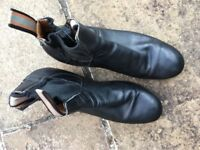 Spanish Dance boots: size 40 (8)