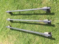 Triple bar roof rack Vito / trafic / vivaro