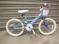 Girls Raleigh sunbeam bike