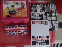 Spice Girls memorabilia