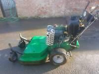 Industrial grass cutter