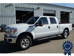 2016 Ford Super Duty F-250 XLT FX4 Crew Cab 4x4 - 27,113 KMs