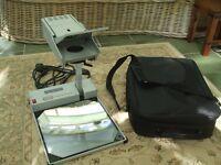 Elite Ambassador portable overhead projector