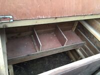 Chicken coop run and extras £60