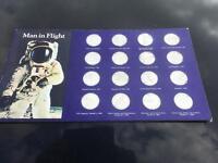 Man In Flight x 16