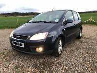 Ford C Max zetec Petrol 2006 motd till 31st of Oct 2018 service history in very good condition
