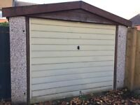 Garage for Rent. £65 pcm. Eastern Green, Coventry. 3m x 5.2m