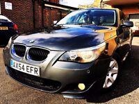 2004 BMW 5 SERIES, 525 DIESEL, EXCELLENT CONDITION, PART EXCHANGE WELCOME