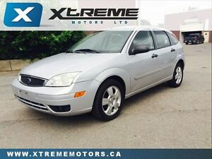 2007 Ford Focus ZX5 1 OWNER NEW TIRES