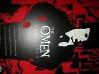 Dvd omen pentology set