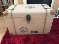 Great vintage style trunk